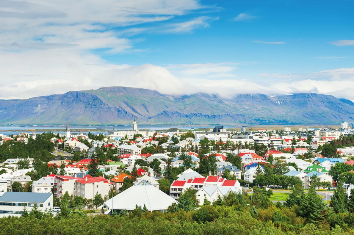 Safest destinations in Europe - Reykjavik Copyright Olga Gavrilova