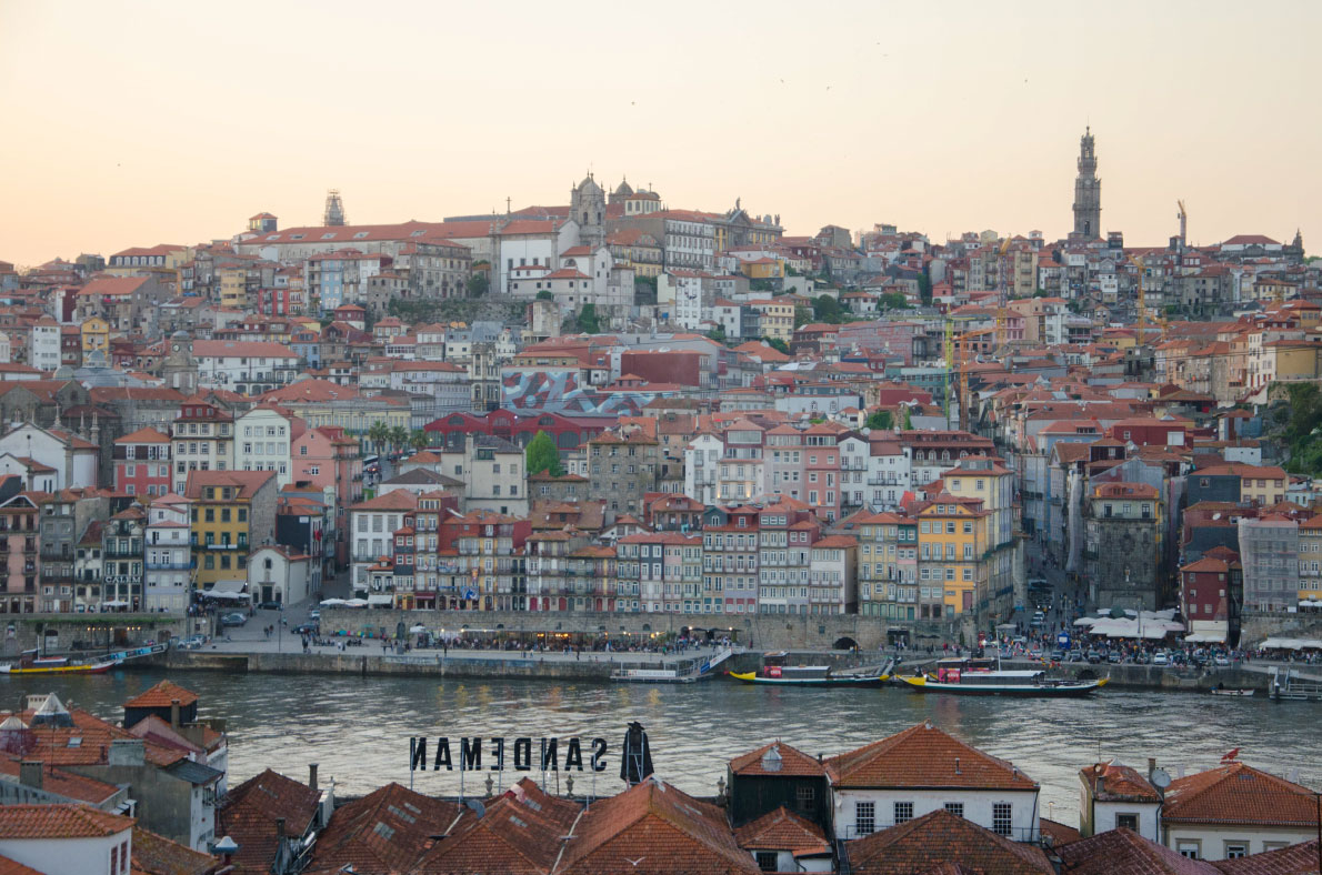 Porto  - Best places to get retired in Europe - Copyright Mapics - European Best Destinations
