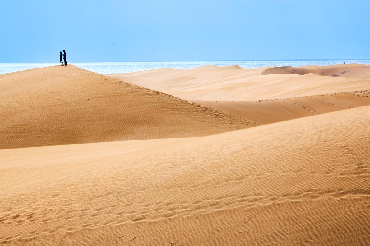 Best beaches in Spain - Maspalomas - Gran Canaria -  Copyright  Dawid Rojek  - European Best Destinations
