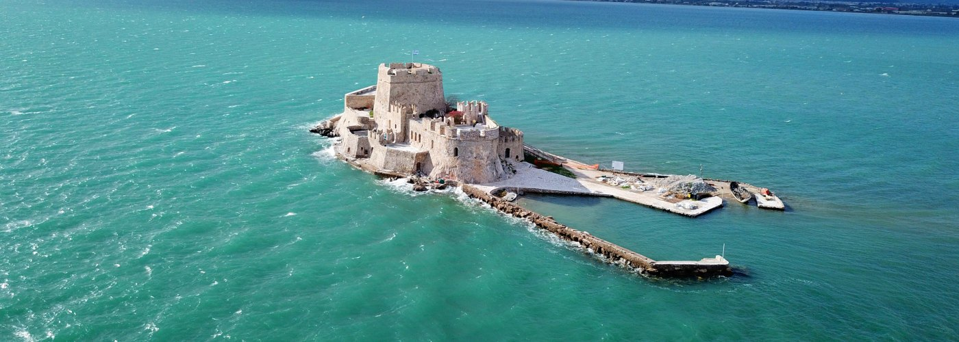 Best castles in Greece