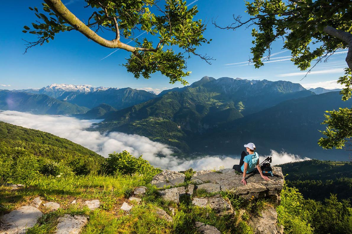 Best sustainable events in Europe - Soca Valley Hiking Festival - Copyright Soca Valley - European Best Destinations