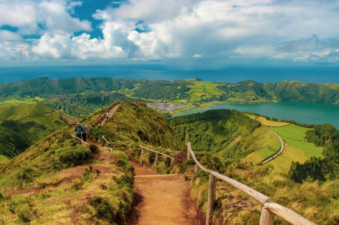 Portugal top things to do - Sete Cidades - Copyright  Deep Pixel   - European Best Destinations