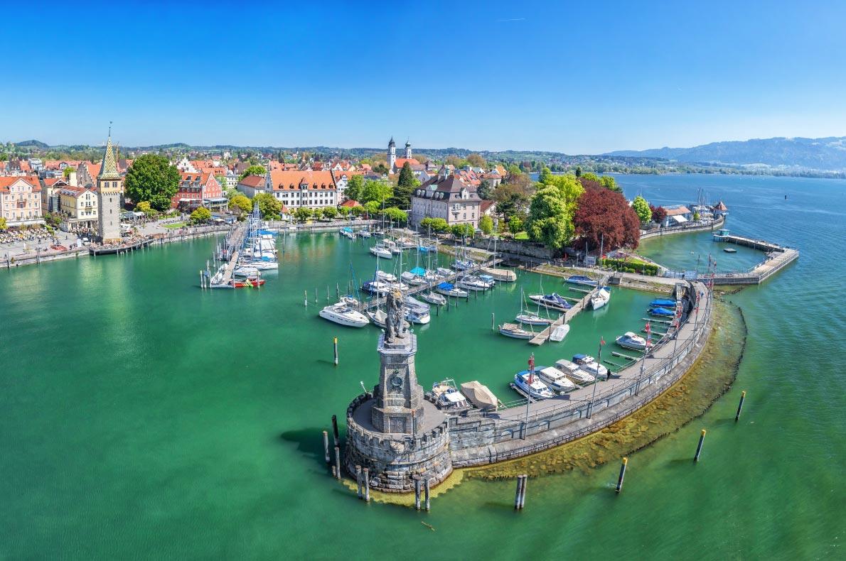 Best hidden gems in Germany - Lindau copyright Oleksiy Mark - European Best Destinations
