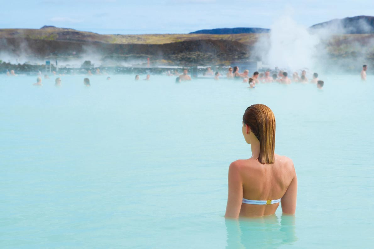 Blue Lagoon - Best natural pools in Europe Copyright  Alla Laurent - European Best Destinations