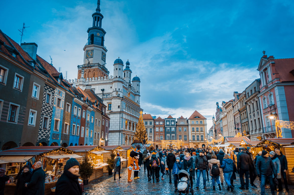 Poznan  Christmas Market - Best Christmas breaks in Europe - Copyright IloLab  - European Best Destinations