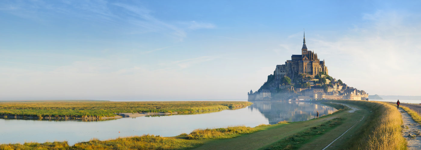 Mont-Saint-Michel-tourism-Normandy-France
