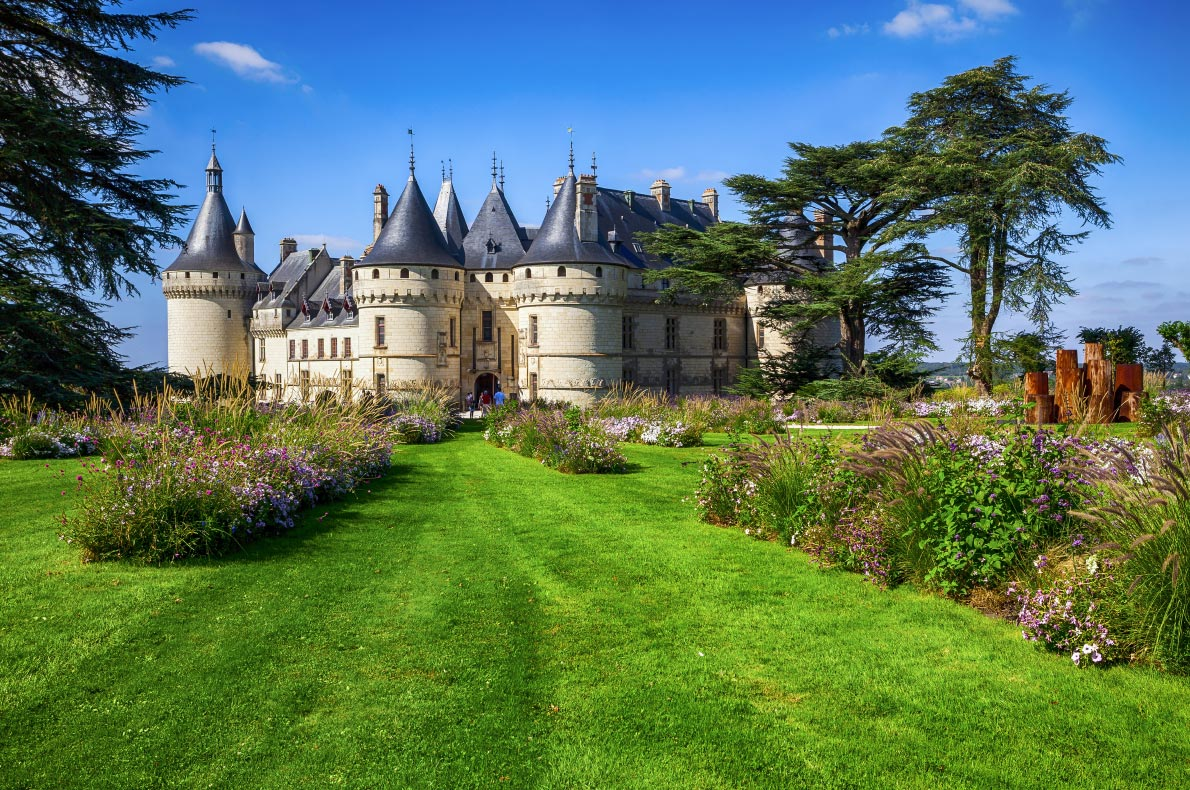 Best castles in France - Chaumont sur Loire Castle Copyright  Vladimir Sazonov  - European Best Destinations