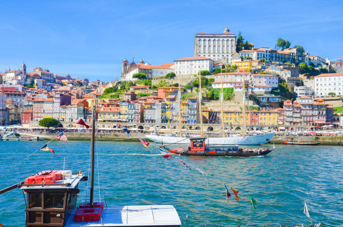 Porto Safest Destinations in Europe - Copyright-Shchipkova-Elena--European-Best-Destinations
