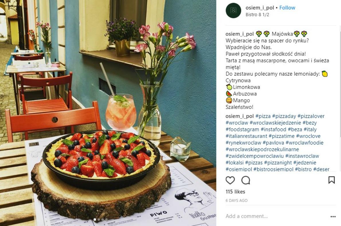 Best things to do in Wroclaw - Instagram - copyright osiem_i_pol