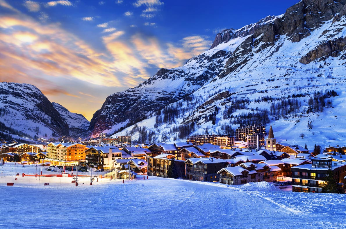 Best ski resorts in France  Val d'Isere Tarentaise Copyright  ventdusud  - European Best Destinations