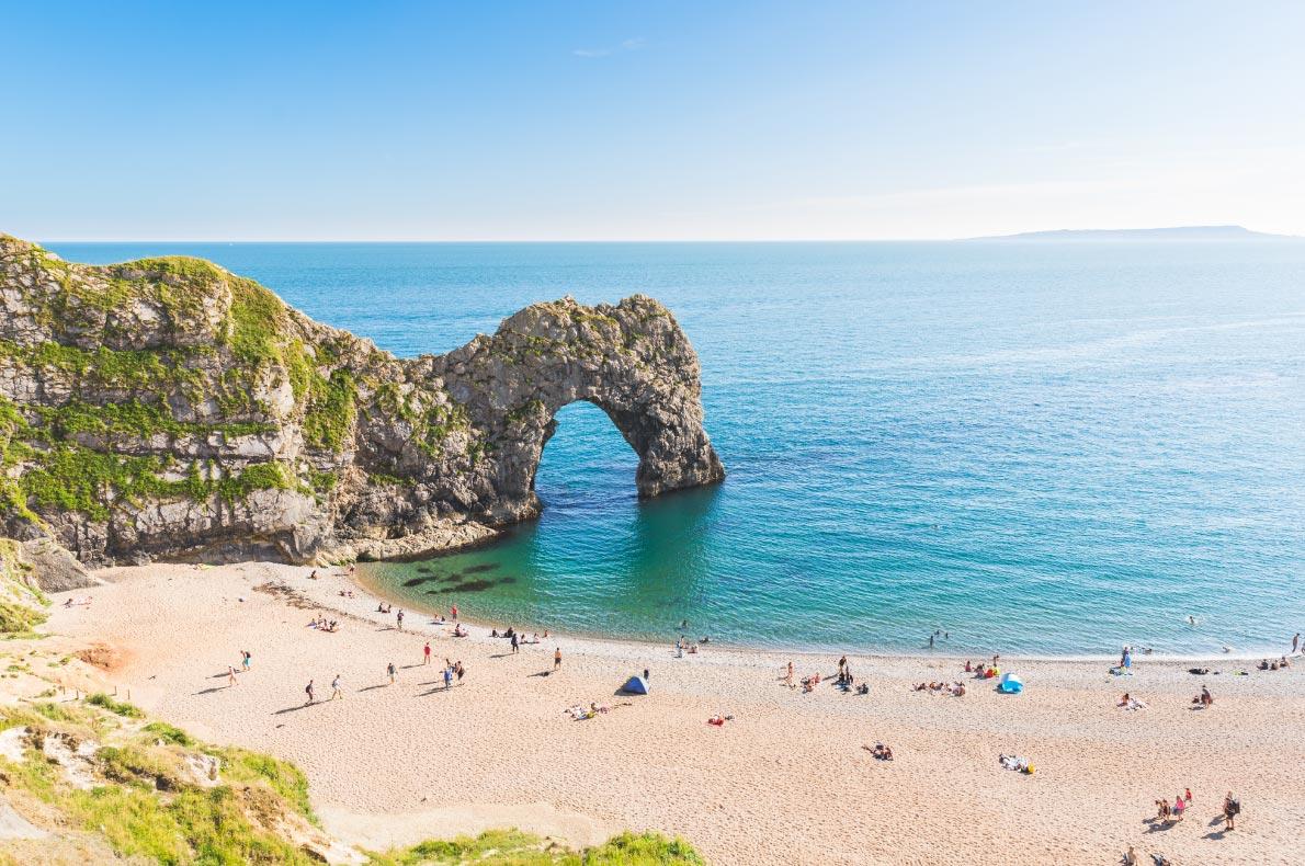 Best beaches in England - Durdle Door Copyright  William Perugini - European Best Destinations