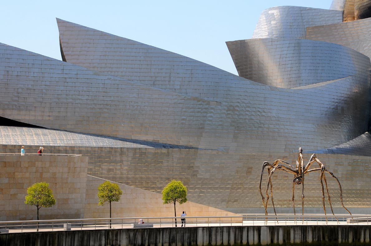 Best places to visit in Spain -Bilbao copyright  Salvador Aznar   - European Best Destinations