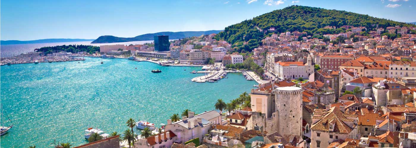 Tourism-Split-croatia