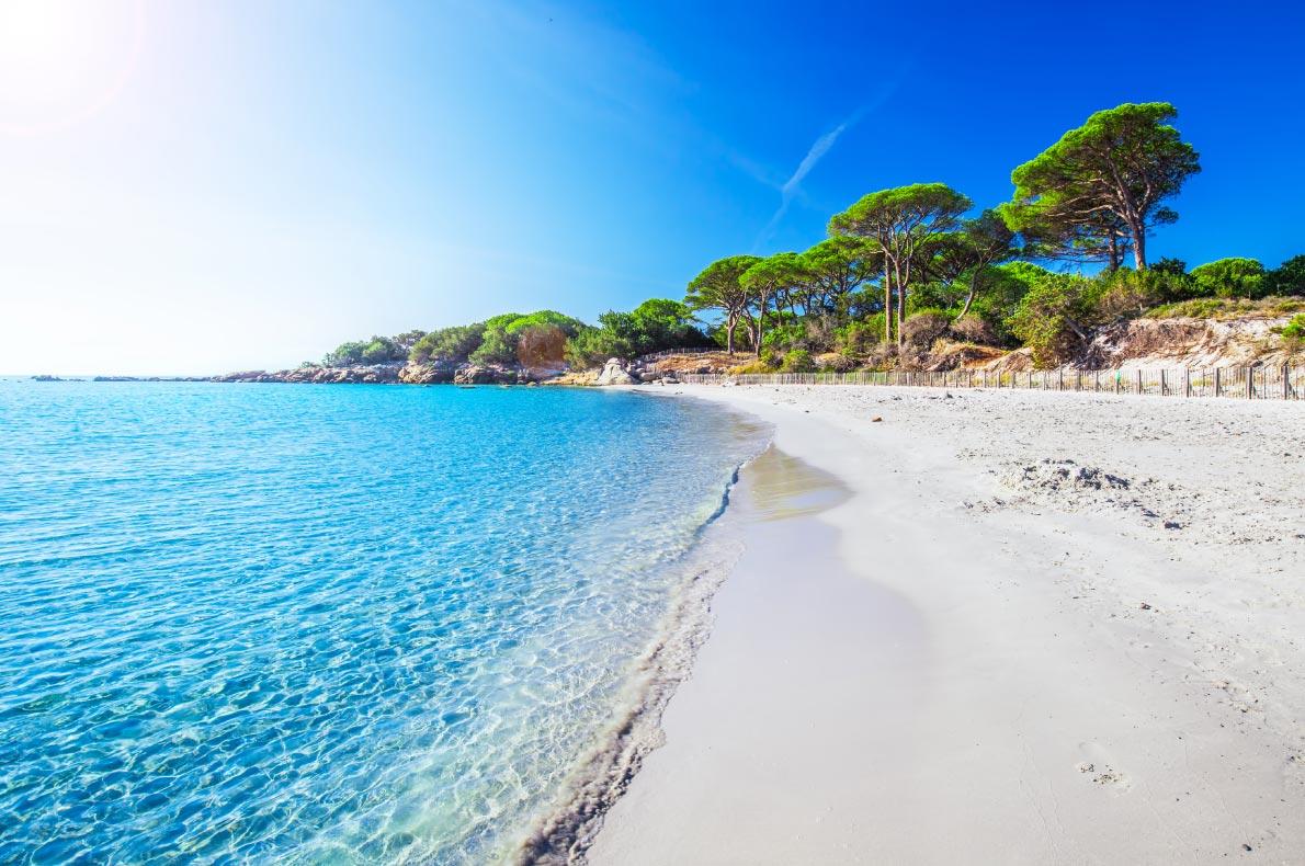 Best beaches in France - Palombaggia beach copyright  gevision  - European Best Destinations