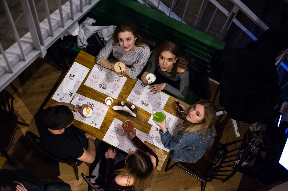 Best bars and restaurants in Wroclaw - Setka Bar Wroclaw