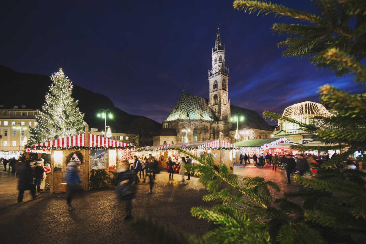 Best Christmas Markets in Italy - Bolzano Christmas Market - European Best Destinations