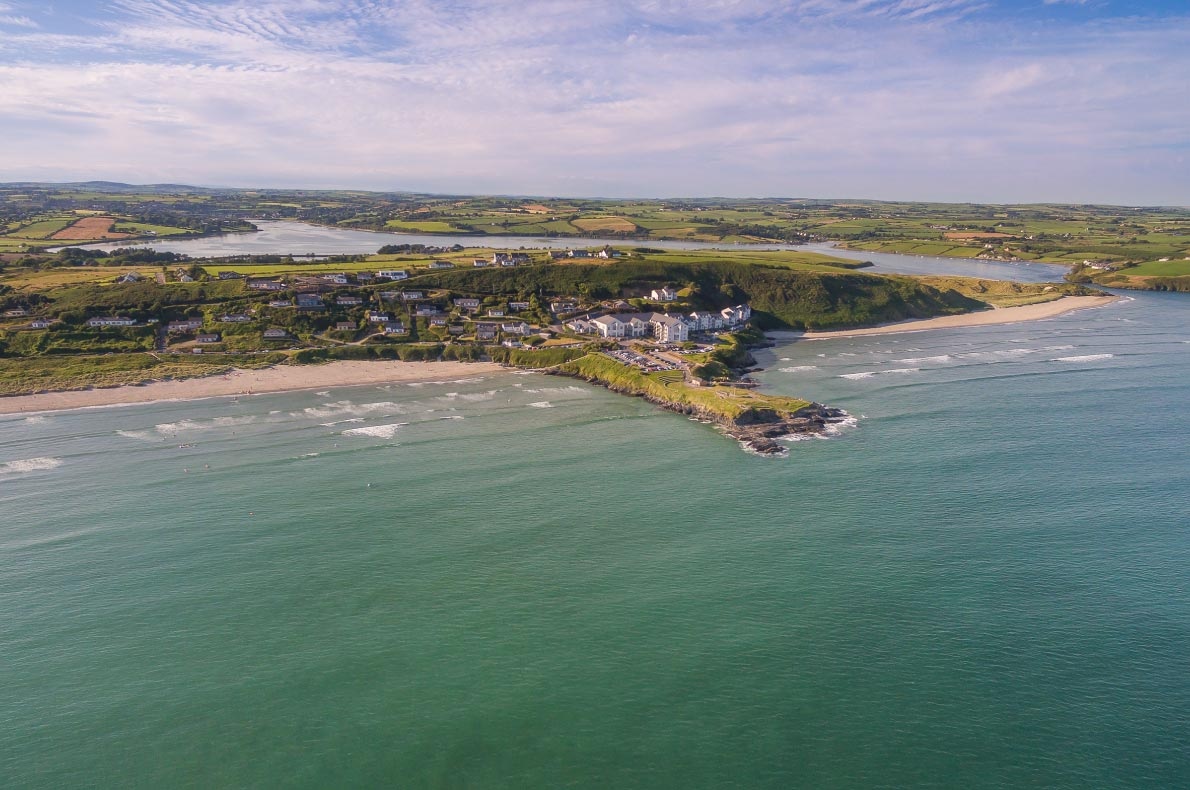 Best beaches in Ireland - Inchydoney Beach in Clonakilty copyright  kieranhayesphotography - European Best Destinations