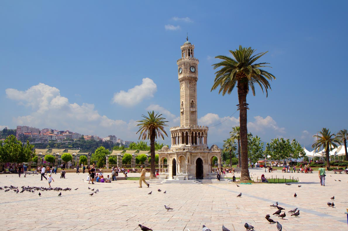 Best places to visit in Turkey - Izmir - Copyright Galina Savina - European Best Desrtinations