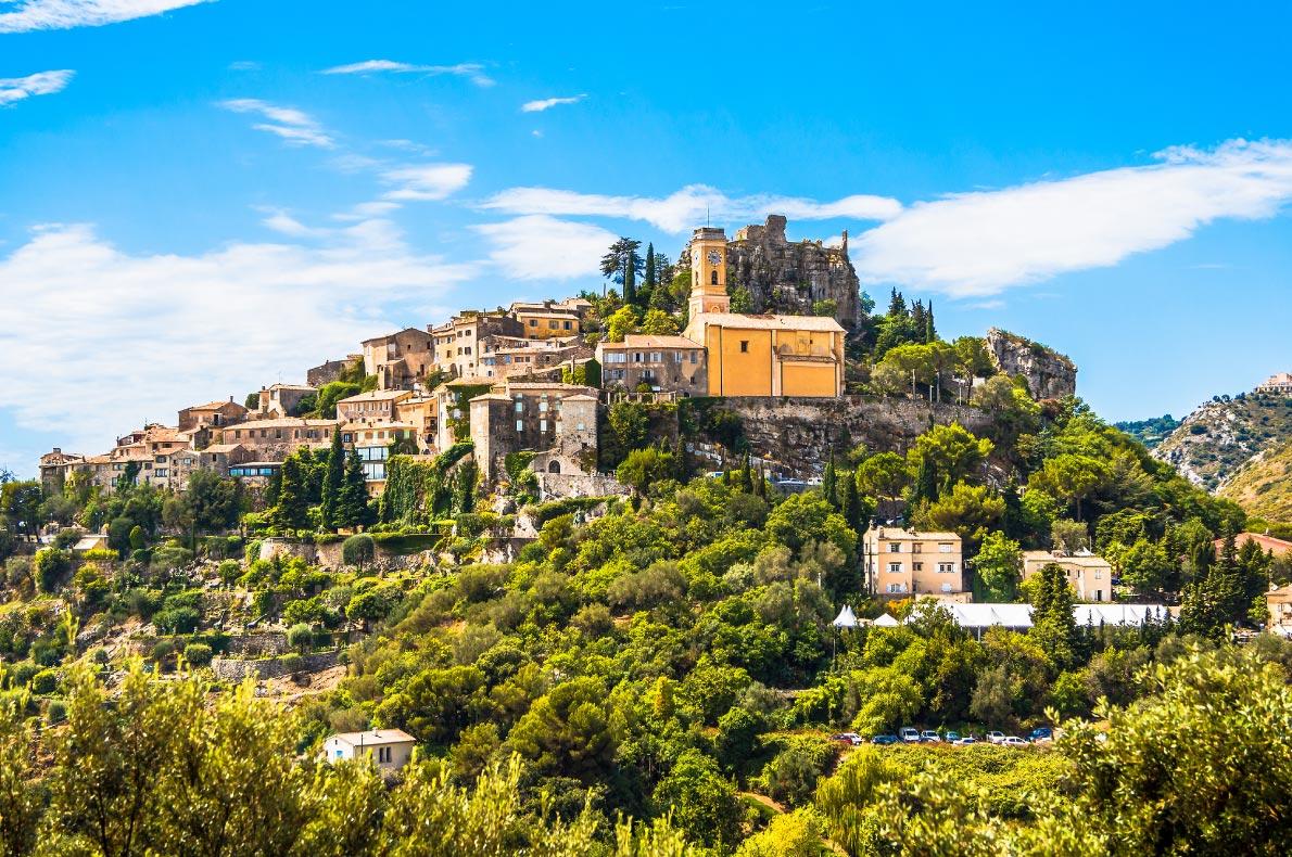 Best hidden gems in France - Eze copyright  Boris Stroujko    - European Best Destinations