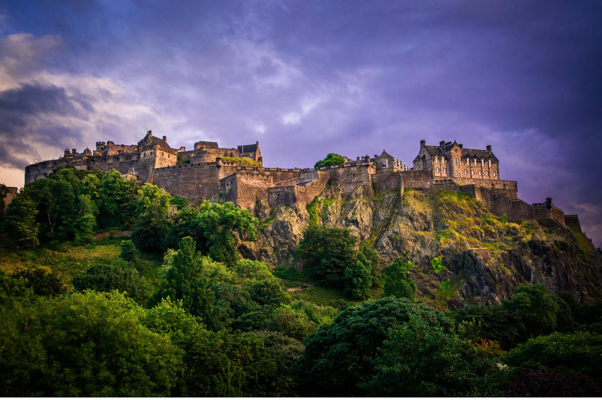 Best Castles in Scotland - Edinburgh Castle Copyright  Colin Dewar - European Best Destinations