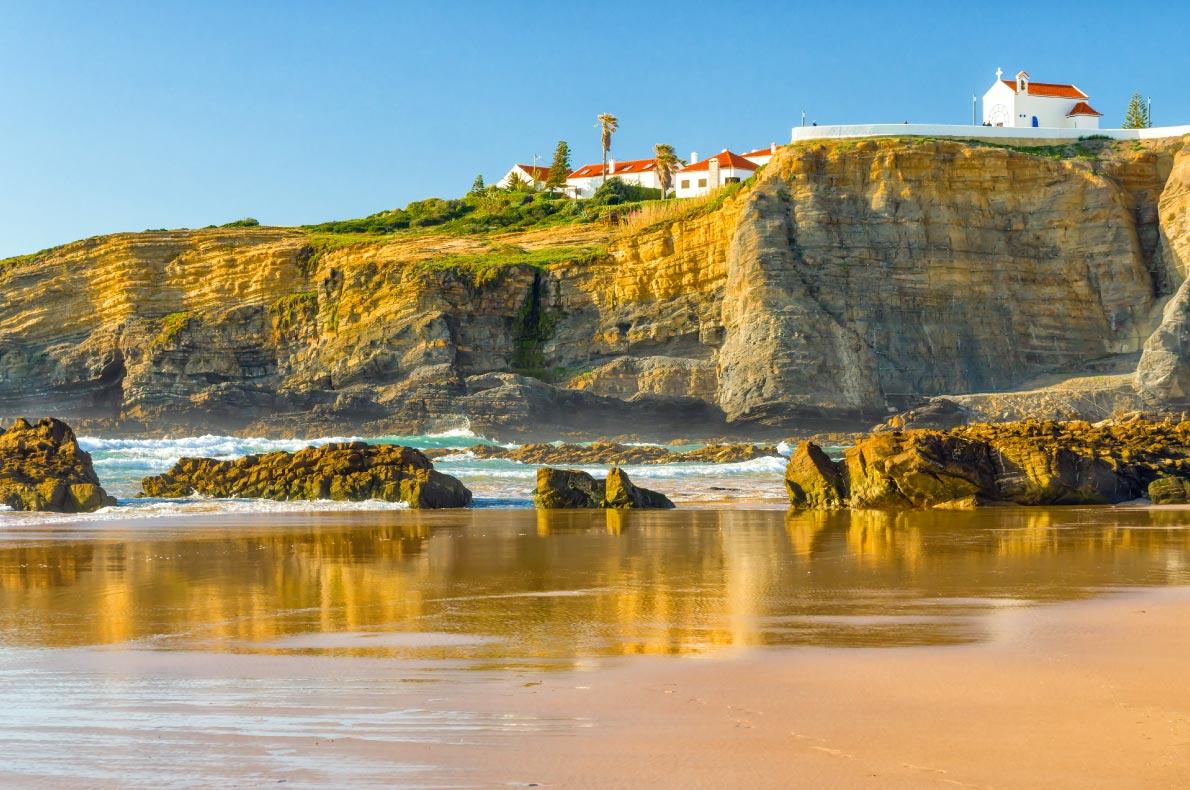 Best beaches in Portugal - Zambujeira do mar - copyright Jacinto Marabel Romo - European Best Destinations