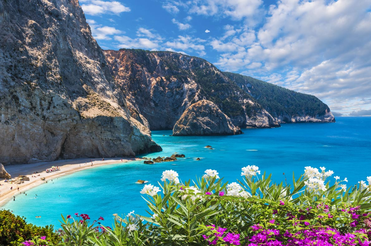 Best beaches in Greece - Porto Katsiki copyright  Balate Dorin    - European Best Destinations