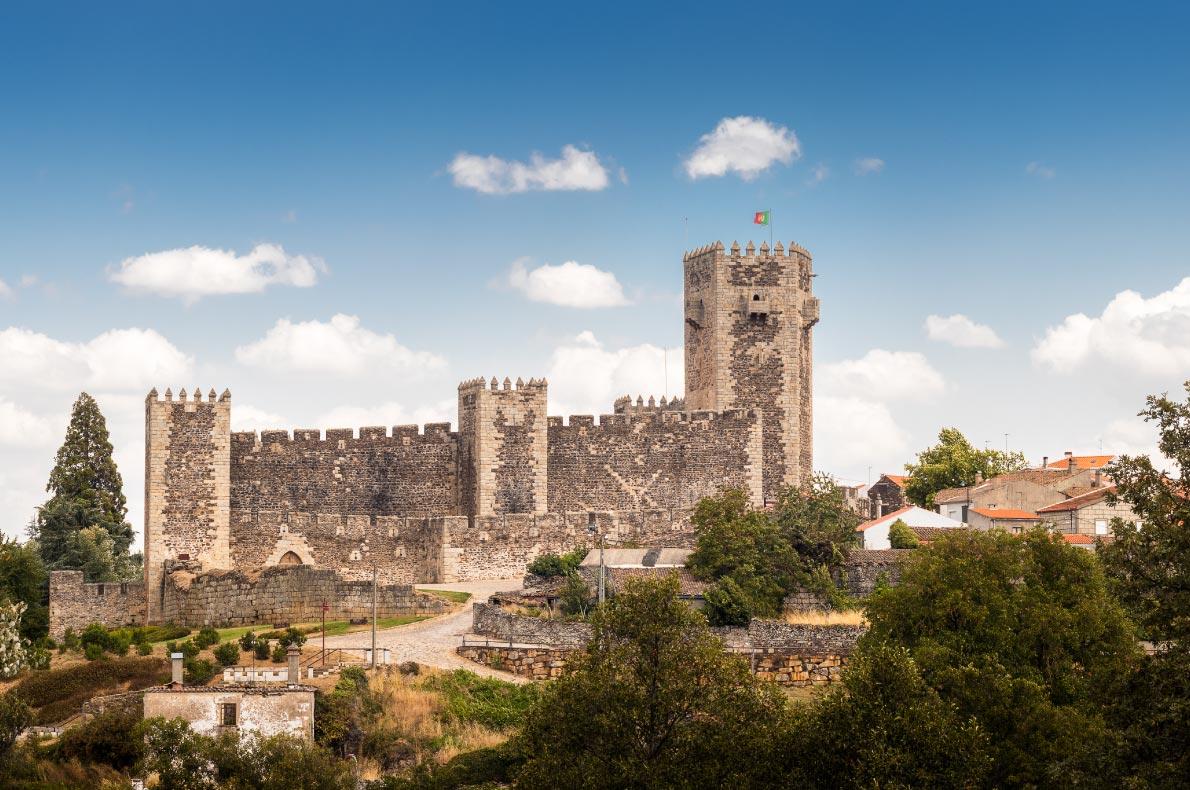 Best Castles in Portugal - Sabugal Castle Copyright  Madrugada Verde - European Best Destinations