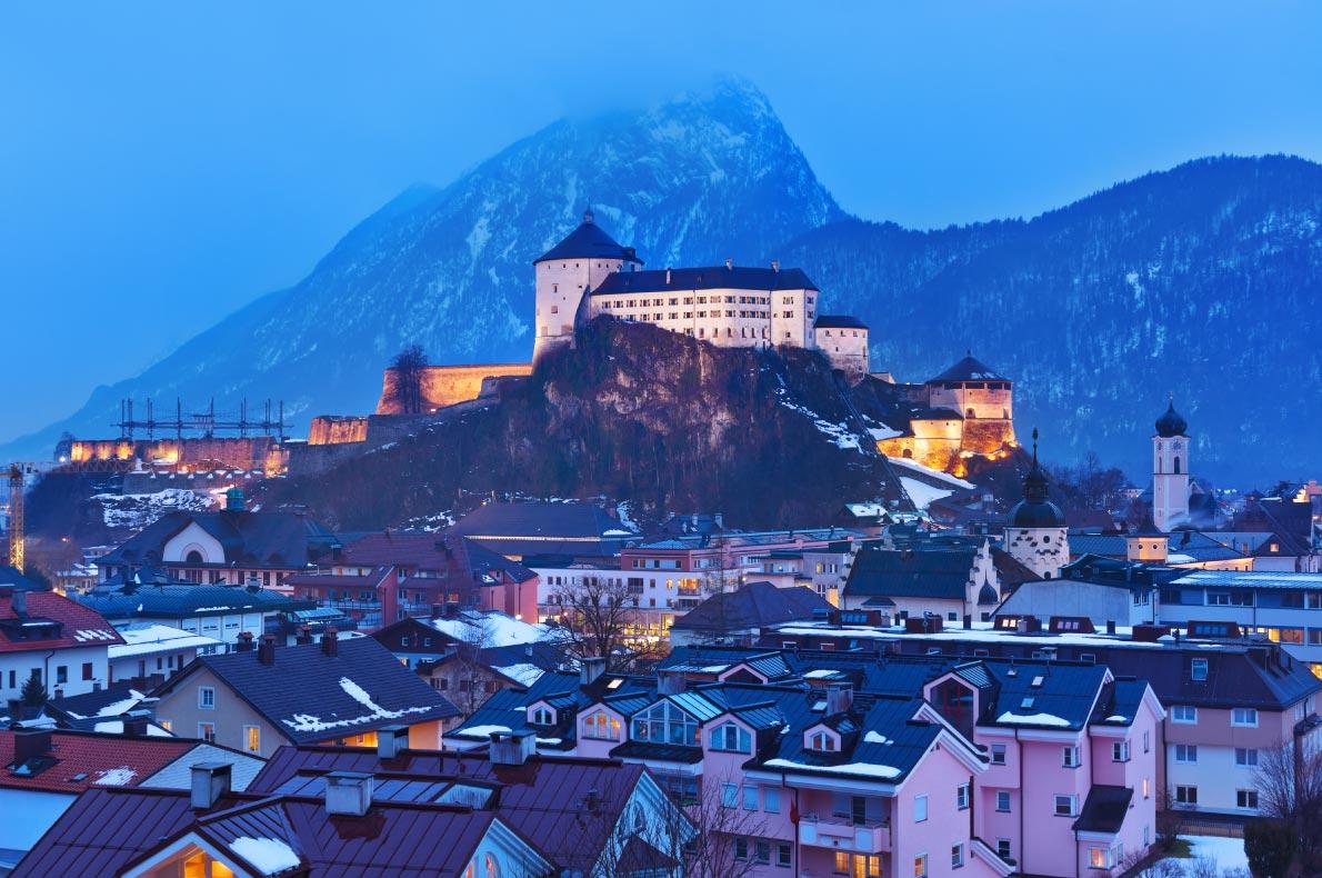 Best castles in Austria - Kuffstein Castle  - Copyright Tatiana Popova - European Best Destinations