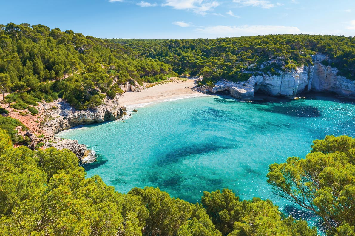 Mitjaneta beach - Best beaches in Europe - Copyright Pawel Kazmierczak