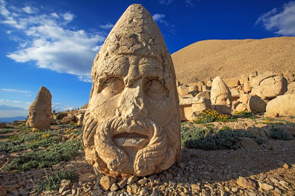 Best hidden gems in Turkey - Nemrut Mountains Copyright  kataleewan intarachote - European Best Destinations