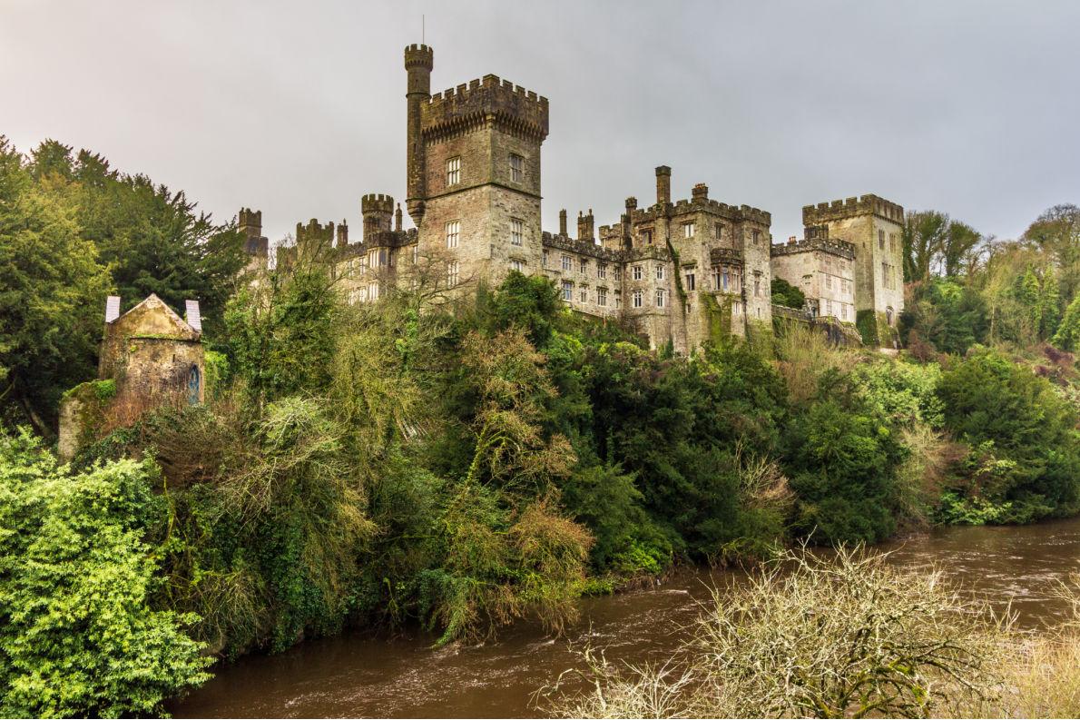 Best castles in Ireland - Lismore Castle Copyright Bob Grim - European Best Destinations