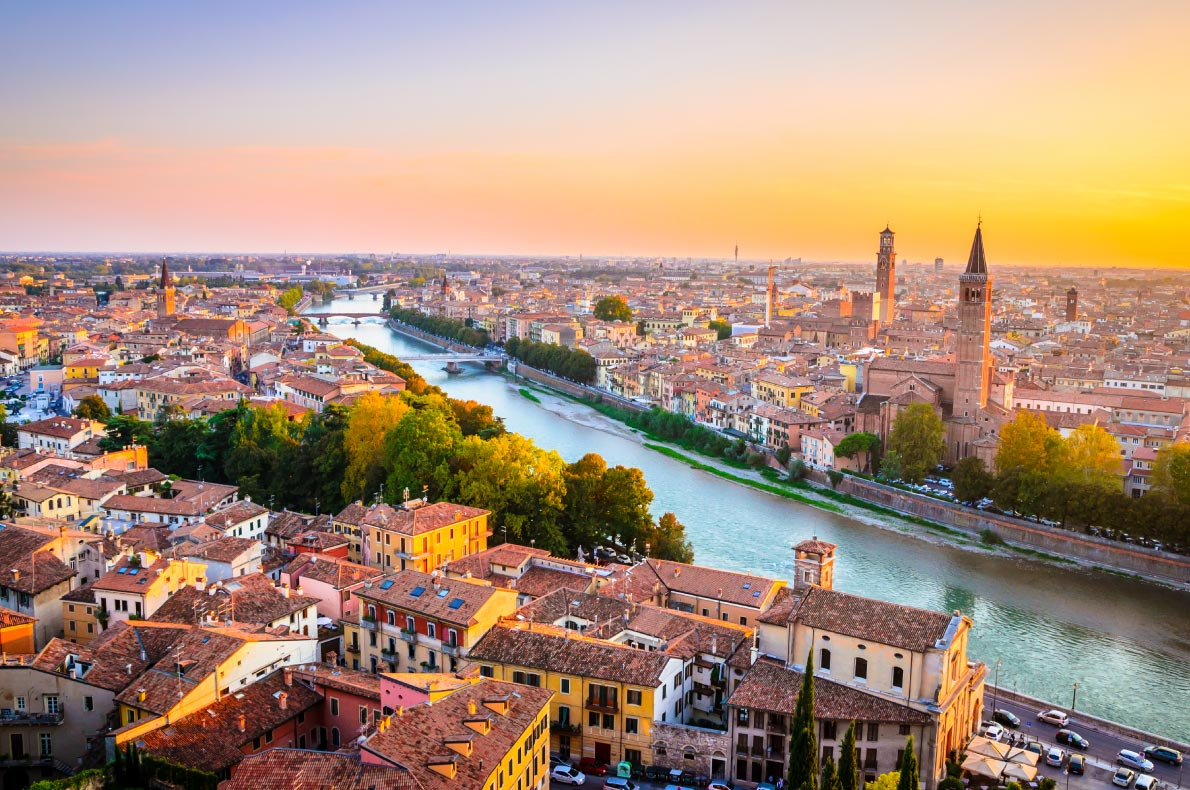 Best places to visit in Italy - Verona Copyright  Olena Z - European Best Destinations