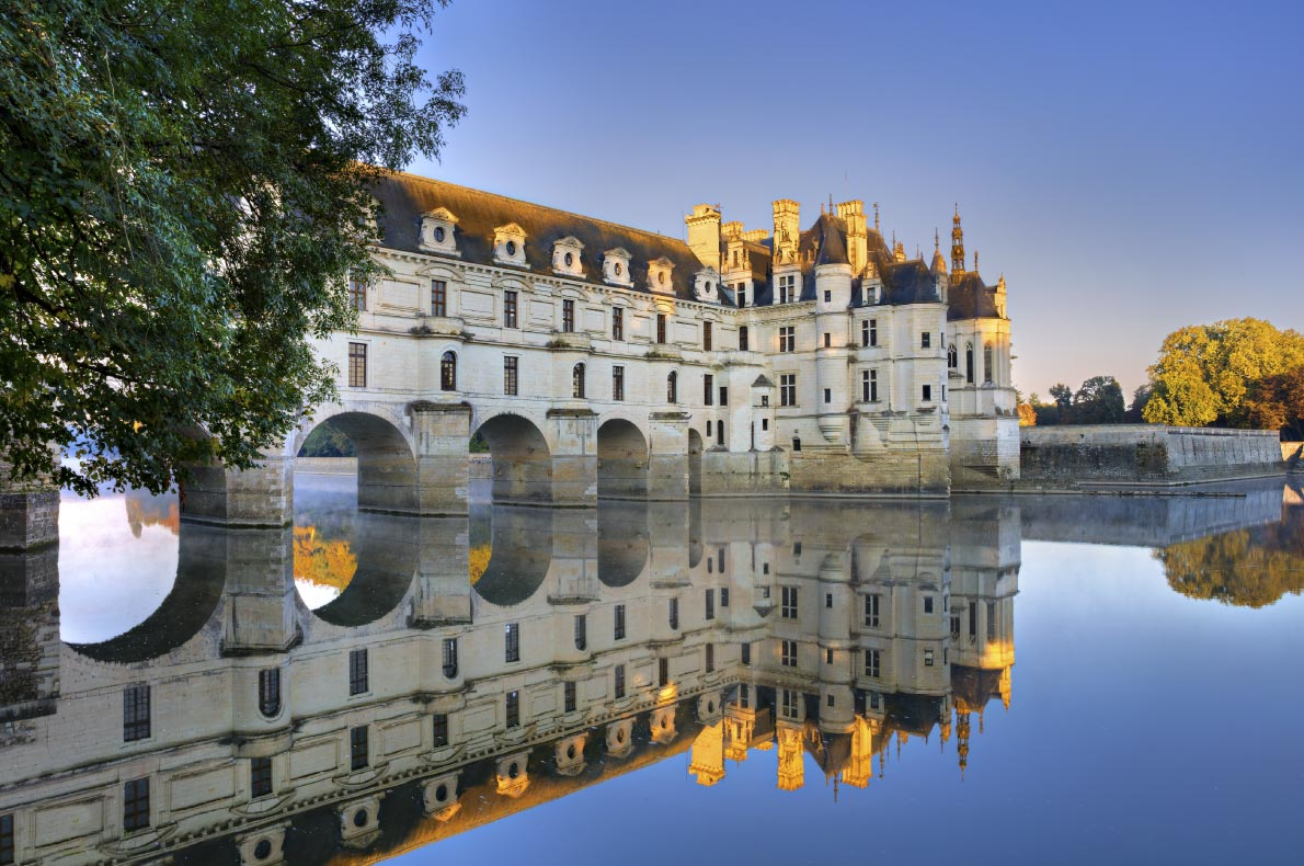 Best castles in France - Chenonceau Castle Copyright  Anton Foltin  - European Best Destinations
