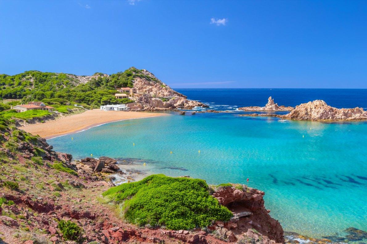 Best beaches in Spain - Cala Pregonda copyright  tuulijumala    - European Best Destinations