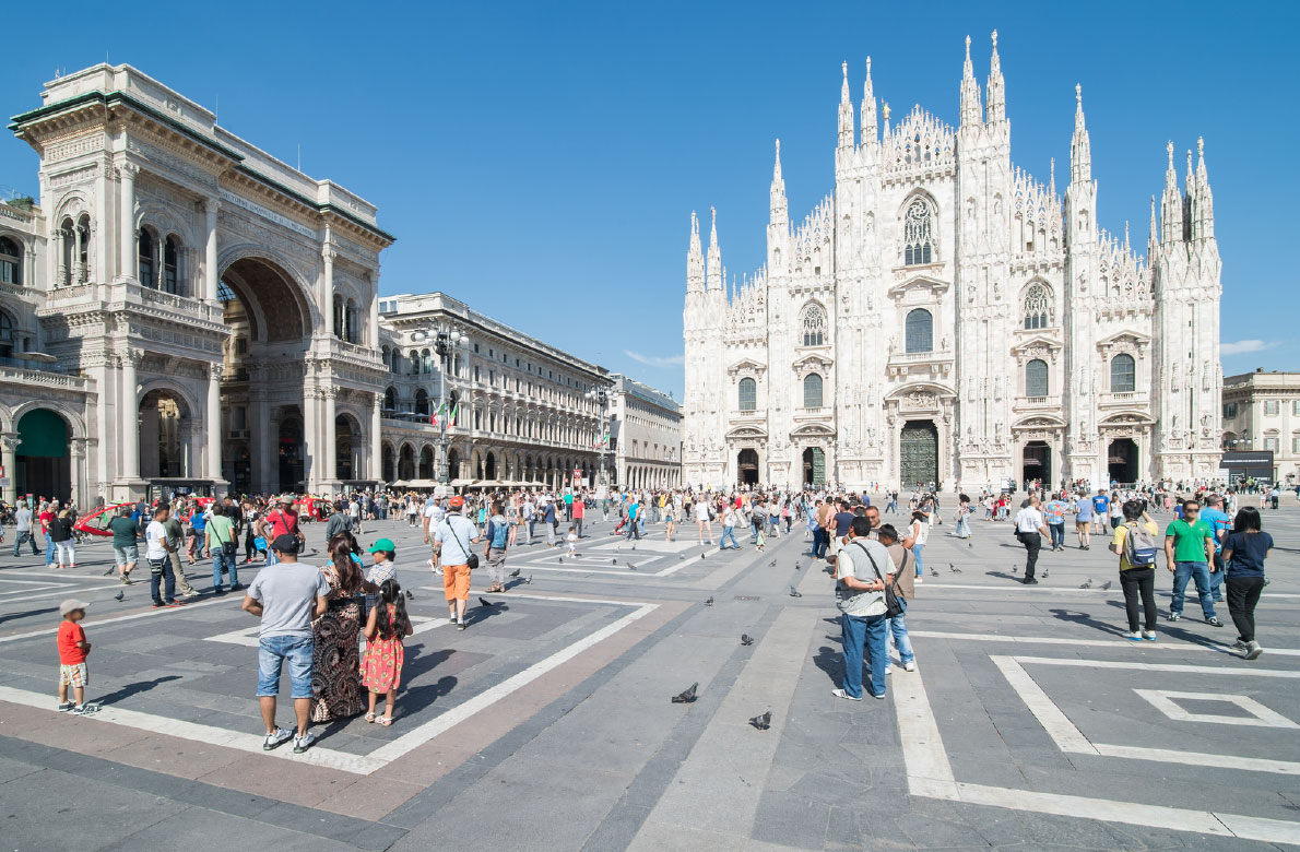 travel locations europe italy milan