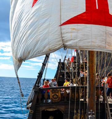 christopher-columbus-ship-cruise-madeira