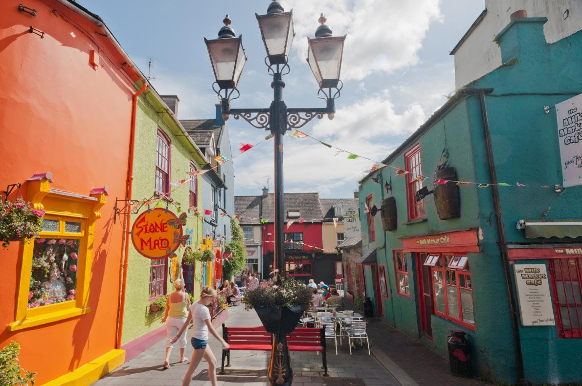 Best places to visit in Ireland - Kinsale - Copyright gabriel12-Shutterstock - European Best Destinations
