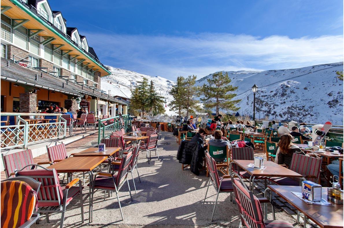 Pradollano - Best ski resorts in Spain Copyright Irina Sen  - European Best Destinations