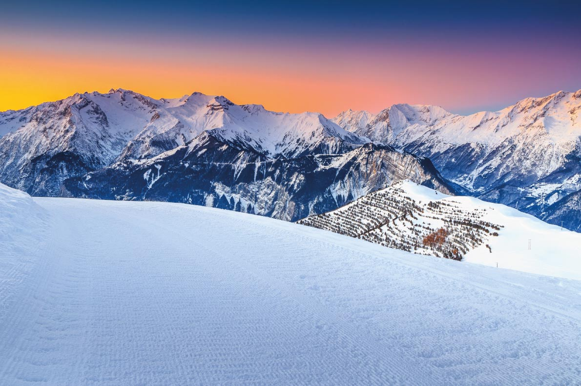 Best European Ski Resorts for Guaranteed Snow - Alpe d'Huez - Copyright Gaspar Janos - European Best Destinations