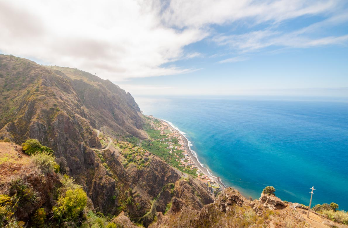 Best Viewpoints in Madeira - Miradouro do Precipicio - Copyright Matthieu Cadiou - European Best Destinations