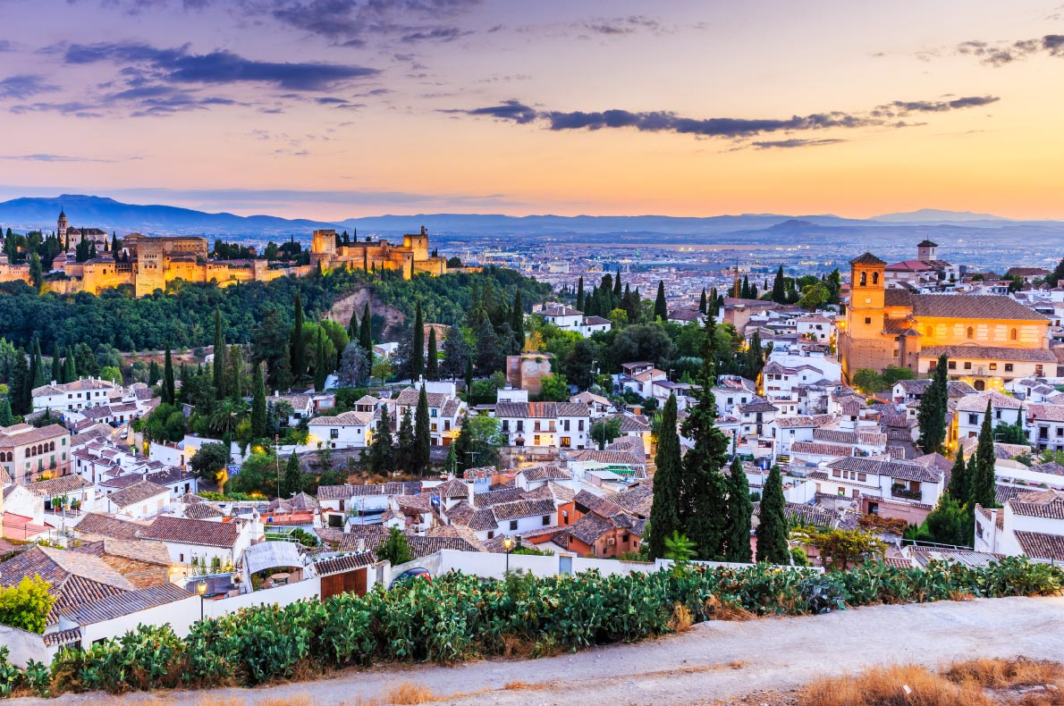 Best places to visit in Spain - Granada copyright  emperorcosar  - European Best Destinations