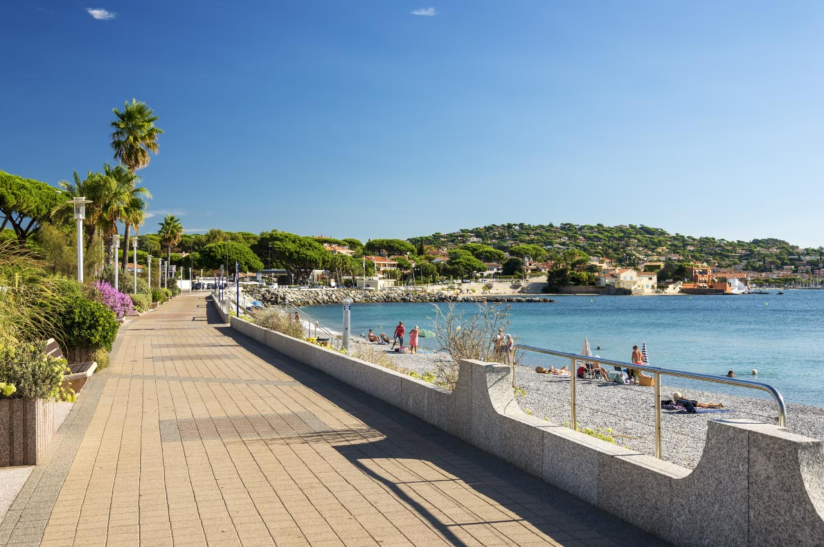 Best places to visit in France - Sainte maxime copyright  Andreas Jung 2    - European Best Destinations