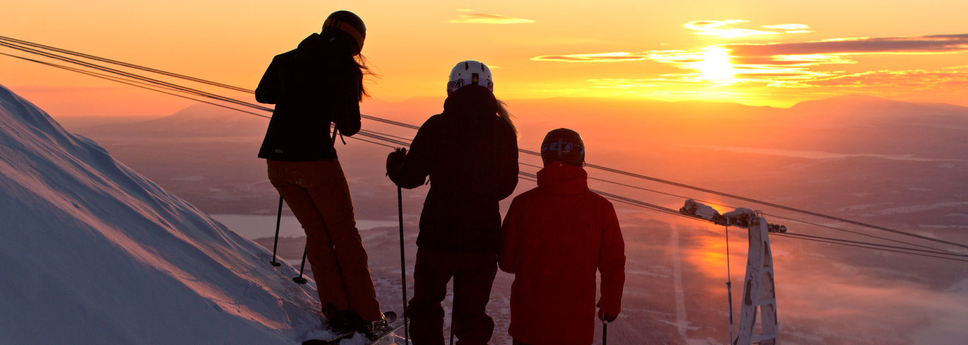 are-ski-resort-Sweden