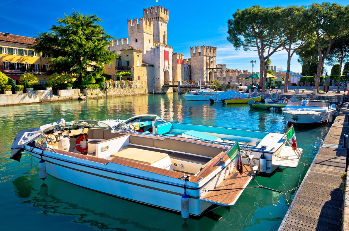 Best hidden gems in Italy - Sirmione Copyright  xbrchx  - European Best Destinations