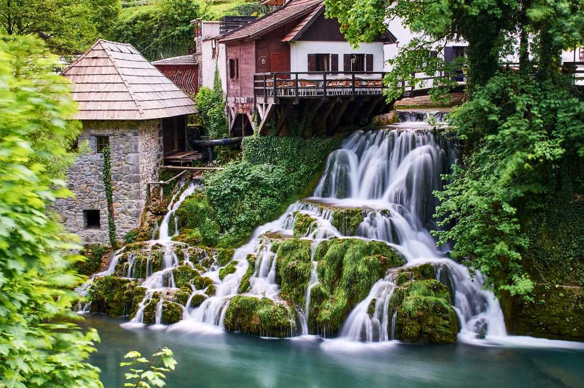 Best hidden gems in Croatia - Rastoke - Copyright LarryDJ - European Best Destinations