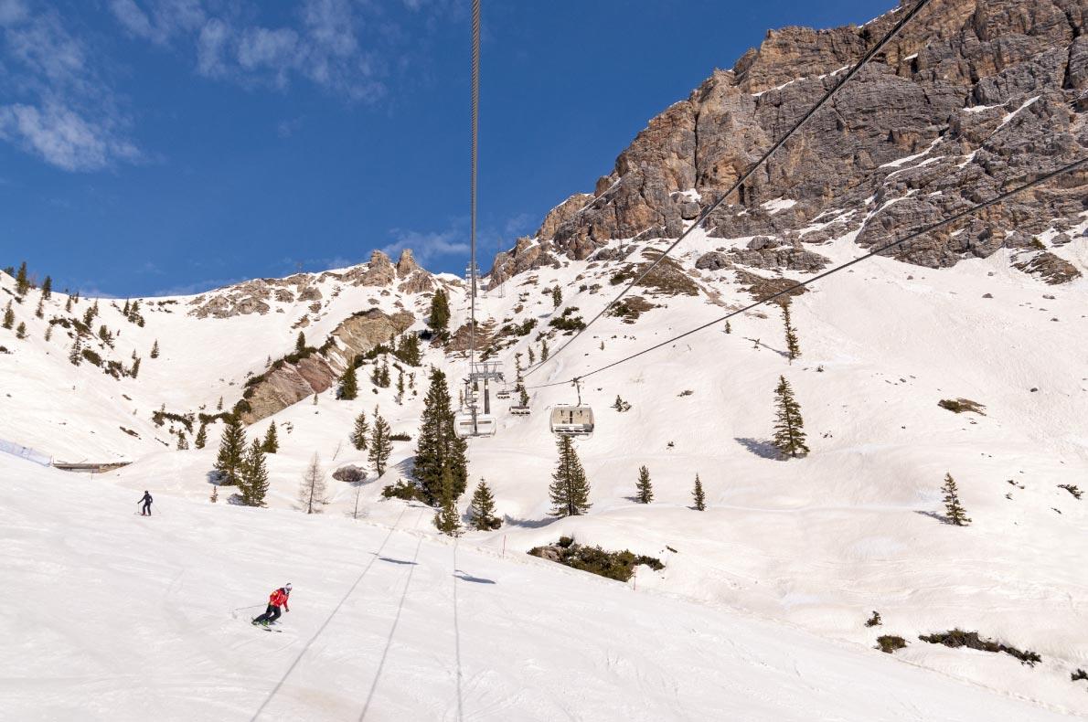 Best ski resorts in Italy - Cortina D'Ampezzo Copyright  Boerescu - European Best Destinations