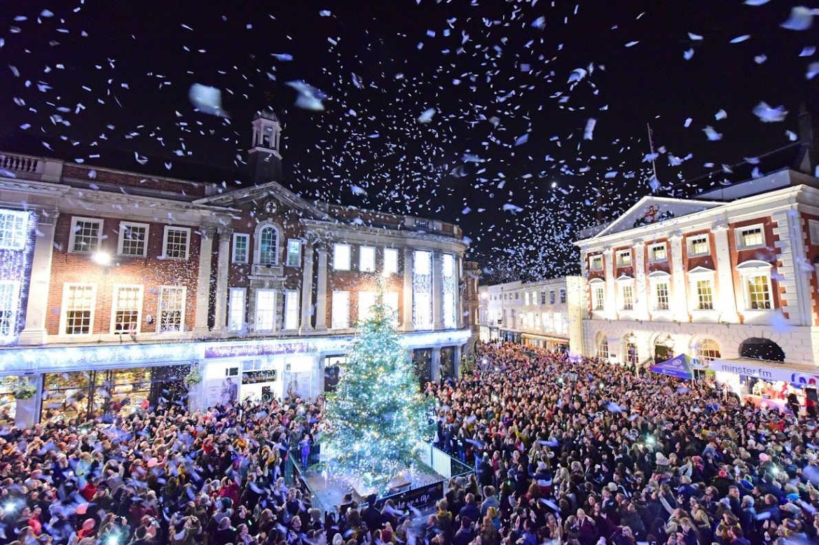 brasov best christmas tree in europe copyright emi cristea european best destinations - European Christmas Tree