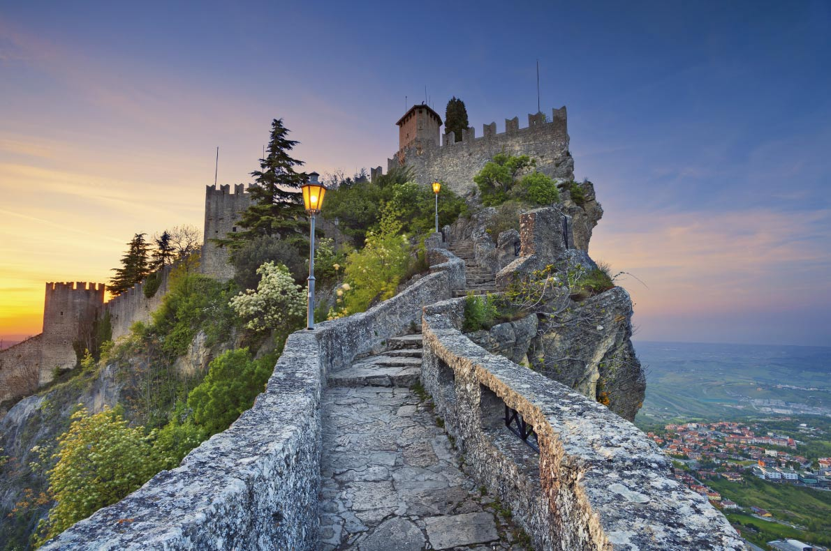 San Marino - Best medieval destinations in Europe - Copyright Rudy Balasko - European Best Destinations