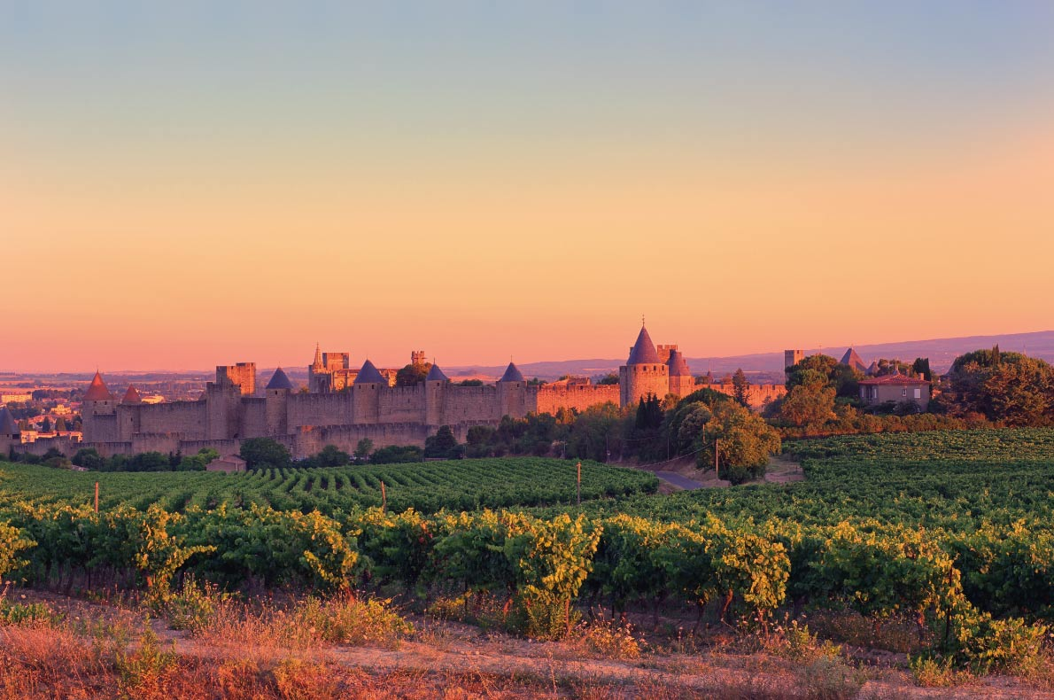 Carcassonne - Best medieval destinations in Europe - Copyright StockCube - European Best Destinations