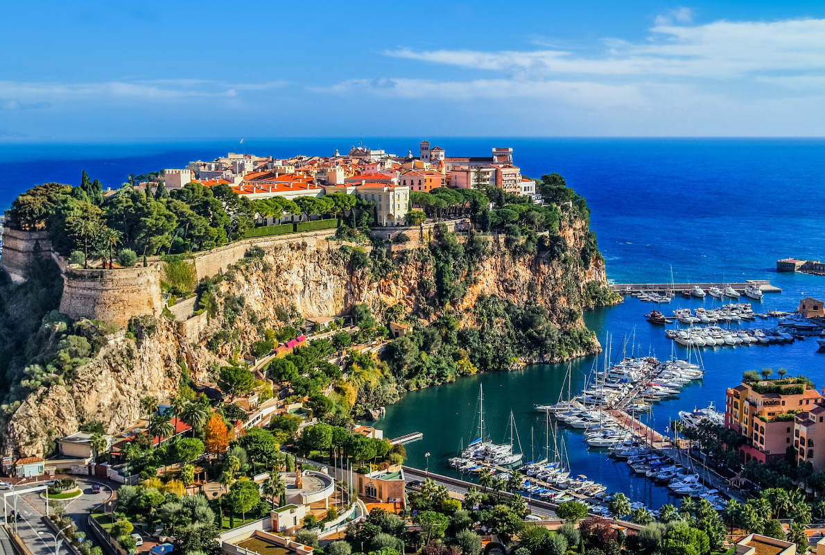 Monaco - Best Cruises destinations in Europe - Copyright ostill - European Best Destinations
